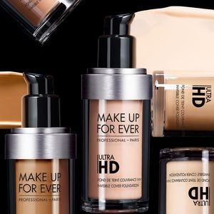MAKE UP FOR EVER ULTRA HD FOUNDATION IN Y345